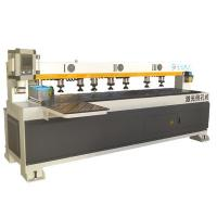 High Strength PVC Side Drilling Machine 0-18000rpm For Panel Furniture Manufactures