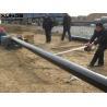 High Tack Pipe Pipeline Anti Corrosion Tape Meet AWWA C 214 EN 12068 Standard for sale
