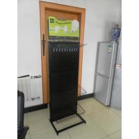 Portable Peg Hook Free Standing Coat Rack / Bracket For Retail Store Manufactures