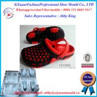 High Quality Eva Garden Shoes Mould, Eva Garden Shoe Mould, bi-Color Eva shoe mold Manufactures