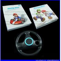 Quality Wii Steering Wheel Wii game accessory for sale