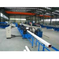 Size Quick Change Cassette Type Round Pipe Roll Former Flying Track Sawing Cutting Manufactures