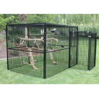 Customized  Bird Aviary /Parrot Aviary Customized Own Size Manufactures