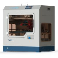 Quality CreatBot F430 High Res 3d Printer 420 Degree PEEK Printing CE Certification, for sale