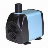 Fountain Pump with 50 to 60Hz Frequency Manufactures