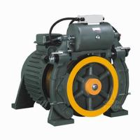 Permanent Magnet Synchronous Traction Machine With 10000kg Shaft Load WTYF250 Manufactures