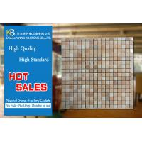 Red Stone Pictures Marble Mosaic Tiles Marble Floor Tiles Design Manufactures