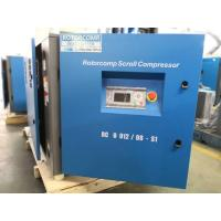Electronic Oil Free Reciprocating Air Compressor / Oil Free Gas Compressor 35HP Manufactures