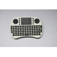 China RII Mini I8 Wireless Keyboard[Russian Layout] with Touchpad for PC Pad Google Andriod TV Box on sale