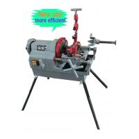 China QTH3-BII 3 inch more efficient automatic pipe threading machine on sale