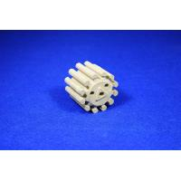 Various Good Water Absorption Low Abrade High Temperature Cordierite Ceramic Fitting Manufactures