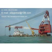 Sell Used Full Revolving Floating Crane 600t (50t To 5000t Manufactures