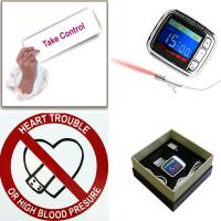 Buy cheap Lower High Blood Pressure and Diabetes Laser Therapy Watch For Blood Circulation from wholesalers