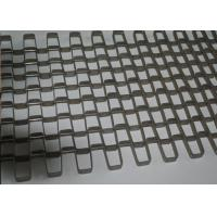 Honeycomb Stainless Steel Conveyor Chain Belt For Baking Wear Resistance Manufactures