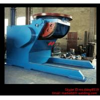 Pipe or Tank Welding Turning Table / Turning Revolve Table Self Adjustable Type