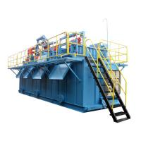 High Strength Drilling Mud System 0.45KW x 2pcs With Corrugated Sheet Structure Manufactures