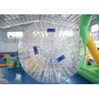 1.0mm TPU Body Zorb Ball Without Harness For Walk On Grassland Manufactures