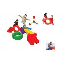 PVC Coated Indoor Playground Equipment For Children Stackable Manufactures