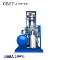 Automatic Large Capacity 20 Ton Ice Tube Making Machine Easy Control Manufactures