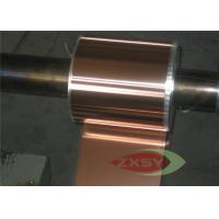 Pure Thin High Conductivity Flexible Copper Strip 3 X 25mm Manufactures