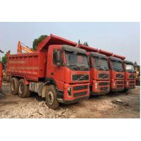Front Lifting Used Tipper Second Hand Dumper Volvo Dump Truck Original From Sweden Manufactures