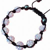 Shambhala Bracelet with Special Design Makes it More Slap-up, Latest Unique and Fashionable Style Manufactures