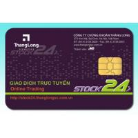 China Contact SLE5542 chips cards on sale