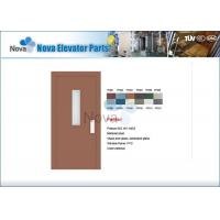 1000mm * 2000mm Elevator Automatic Door  Manufactures