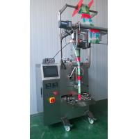 Multi - Function Liquid Pouch Packing Machine For Pure Water / Soybean Milk Manufactures
