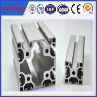customized shape 6061-t6 industrial aluminium profile,china top aluminium profile Manufactures