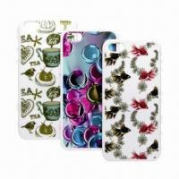 Hard Skin Cases for iPhone 5 (R), Customized Patterns are Welcome Manufactures