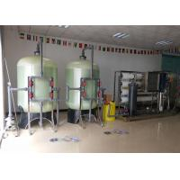 China High Salty Reverse Osmosis RO Water Treatment System Purification 6000L/H RO Water Filter on sale
