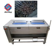 Factory Direct Sales High Quality Root Vegetable Potato Washing and  Peeling Machine Manufactures