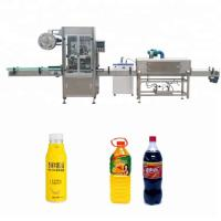 Automatic Round Bottle Labeling Machine With Automatic Tracking System Manufactures