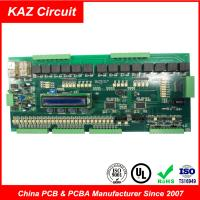 ENIG TG170 Multilayer PCB Board / FR4 Pcba Circuit Boardfor Escalator control board Manufactures