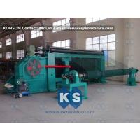 Automatic Wire Netting Galvanised Wire Mesh PVC Coated Hexagonal Wire Netting Making Line Manufactures