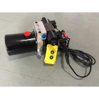 China Electric Driven Double Acting Hydraulic Power Units 12V With 800W Motor on sale