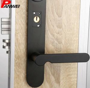 Security Smart Card Hotel Door Lock , Keyless Card Entry Door Locks Manufactures