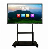 65 inch Large Touch Screen TV Display Interactive Panel / Touch Screen Panel Manufactures