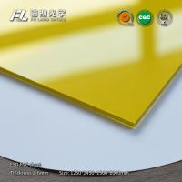 Static Free Plastic Sheet , 16mm Acrylic Sheet With PE Film Wrapping Packing Manufactures