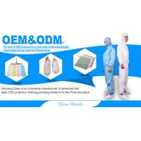 professional esd antistatic cleanroom mop factory with many kinds