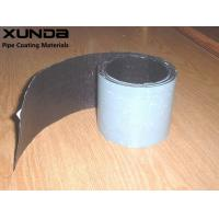 Corrosion Protection Pipelines PVC Pipe Wrap Tape With Butyl Rubber / Bitumen Adhesive Manufactures