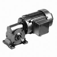 SRM Type Worm Helical Geared Motor Manufactures
