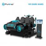 Sound System Vr Headset Simulator , Leg Sweep Htc Vive Driving Simulator Manufactures