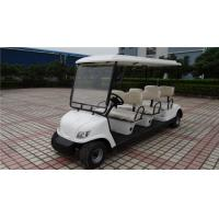Free Maintain  Battery Electric Golf Club Cart 48 Voltage With PC Windshield