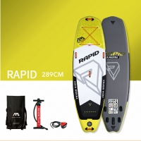 China Yellow 18 PSI 289*84*15cm Racing Stand Up Paddle Board on sale