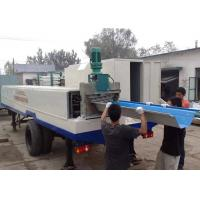Gavalnized K Span Forming Machine Line Large MIC240 No Gird Hydraulic Pump Manufactures