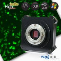 Buy cheap Colorful/ Monochrome High-sensitive CCD Camera UC141S from wholesalers
