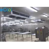 High Efficiency Frozen Food Storage Warehouses With PU/PUR Wall Panel Manufactures