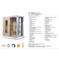 China Grade AAA Long-Wearing Steam Shower Room (VK-D552) on sale